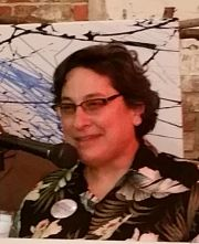 Julie Slavet at the TTF Watershed Milestones Award Ceremony and Reception, 2015